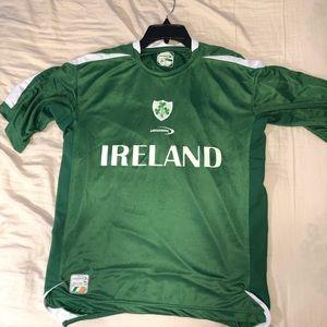 Other - Vintage Ireland Soccer Jersey